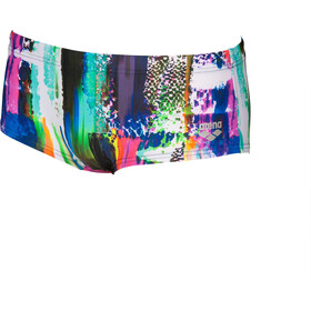 arena Vivid Low Waist Shorts Men pink/multi